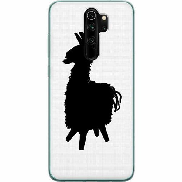 Xiaomi Redmi Note 8 Pro Mjukt skal - Fortnite