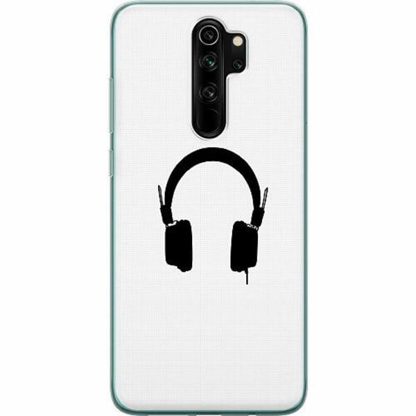 Xiaomi Redmi Note 8 Pro Mjukt skal - Headphones