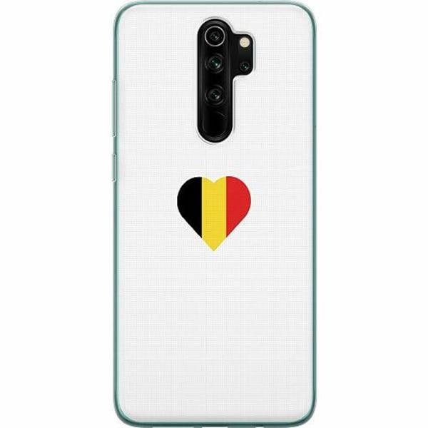 Xiaomi Redmi Note 8 Pro Mjukt skal - Heart Me