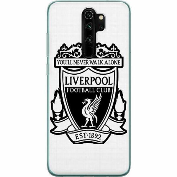 Xiaomi Redmi Note 8 Pro Mjukt skal - Liverpool