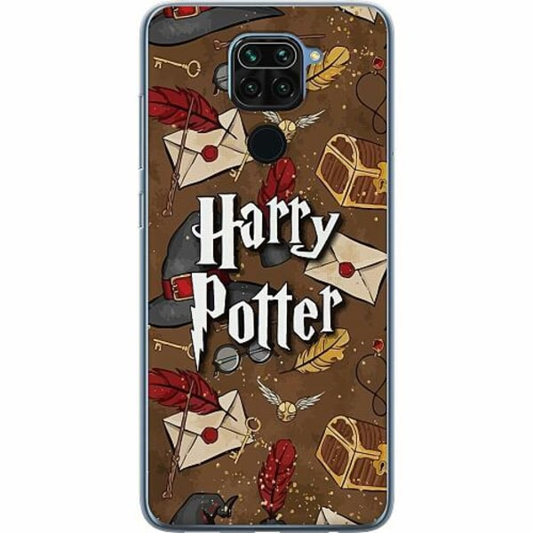 Xiaomi Redmi Note 9 TPU Mobilskal Harry Potter