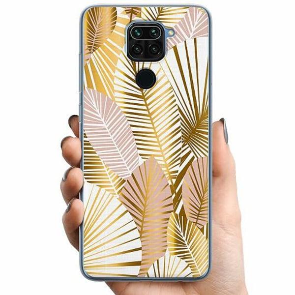 Xiaomi Redmi Note 9 TPU Mobilskal Guld