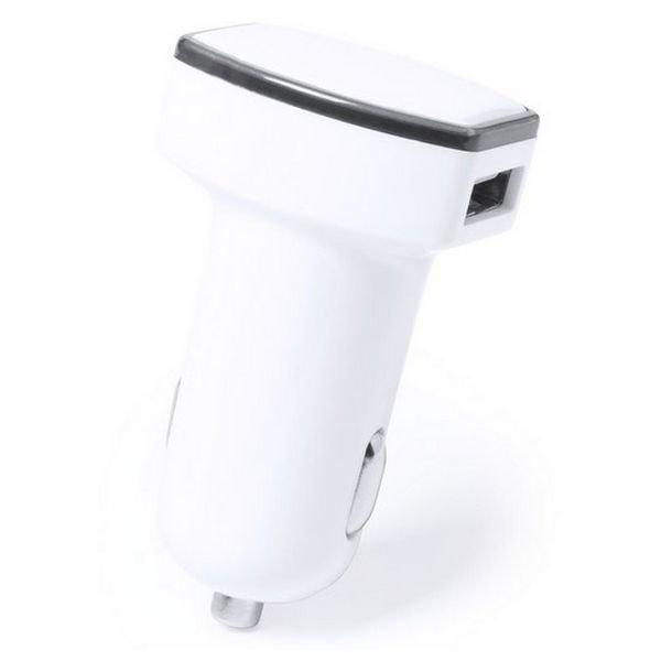 2 Pack, USB-laddare med GPS för bil 2400 mAh