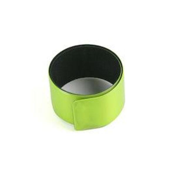No1 2-Pack Reflex Reflexband 38 cm med velour baksida.