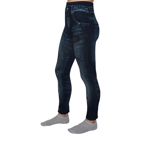 No1 Jeans  Leggings Dam Bomull
