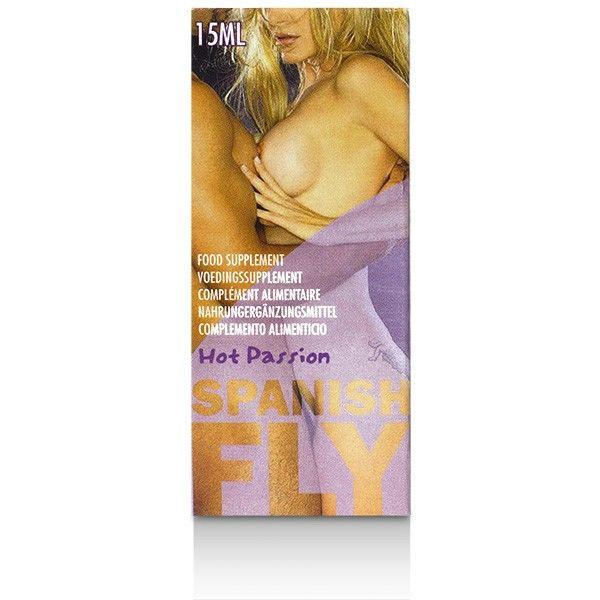 Cobeco Spanish Fly Drops Hot Passion 15 ml Röd one size