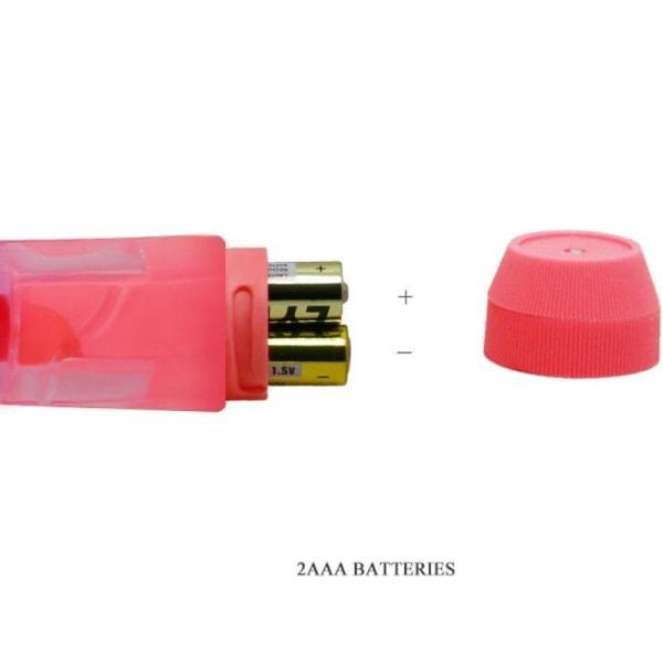 Flexi Vibe Sensual Spine Vibrator - Rosa Rosa