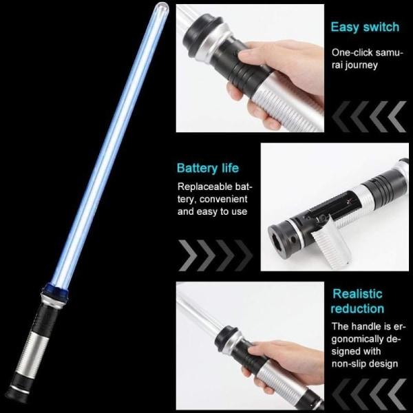 Lasersvärd Galactic - 2 pack