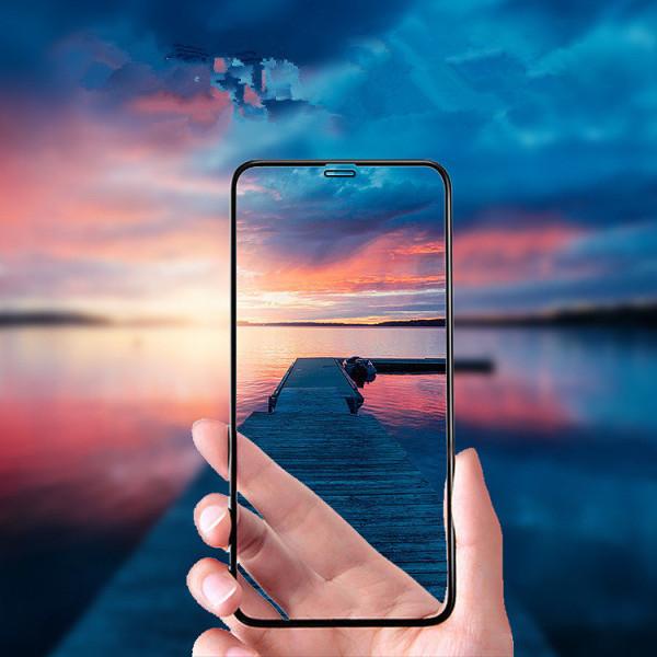 2st Härdat glas iPhone X/Xs Skärmskydd Transparent