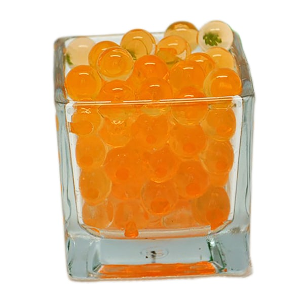 Färgade vattenpärlor - 6 gram Lila