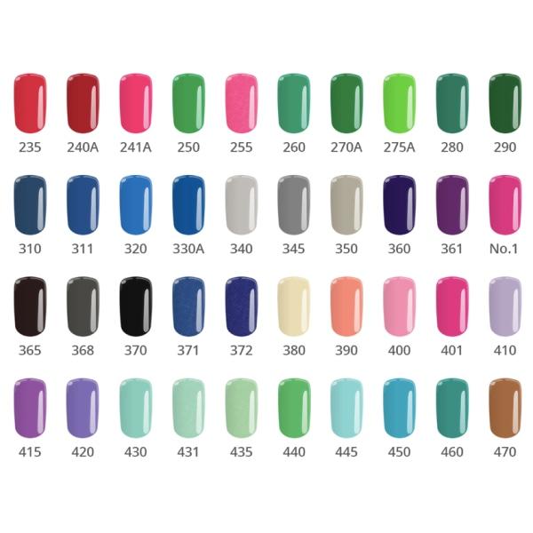 Gellack - Color IT - *50 8g UV-gel/LED Rosa