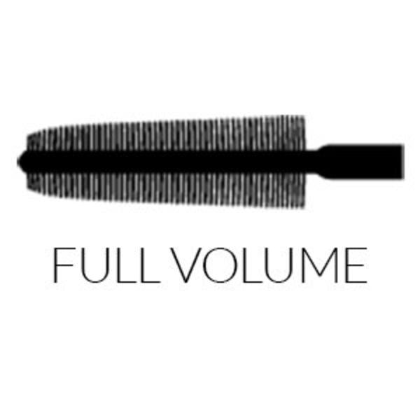 Mascara - Lash Marker - Svart - Black - Quiz cosmetics  Black Full volume