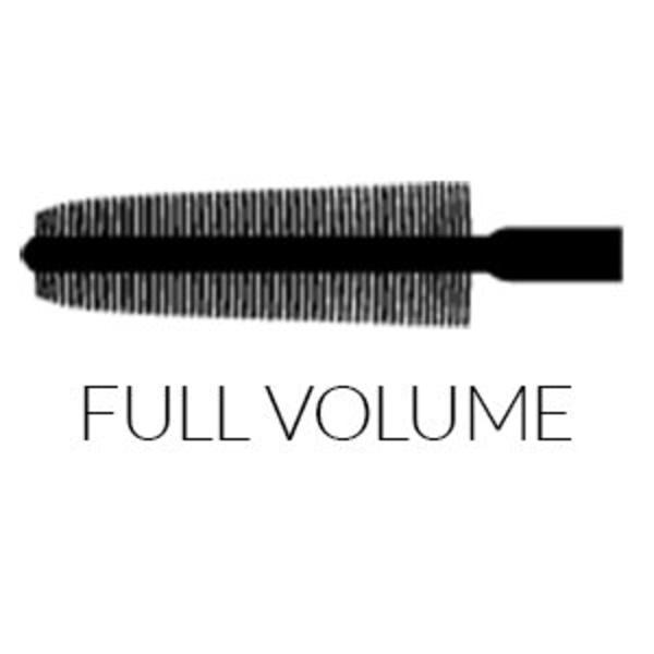 Mascara - Zoom extreme - Svart - Quiz cosmetics Black Long & Curl