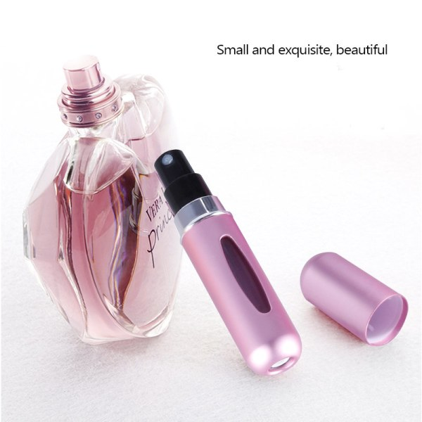 Parfym parfymflaska refillflaska påfyllning spray