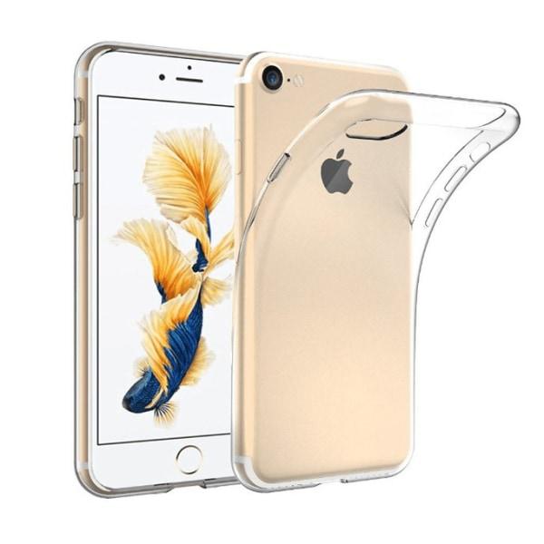 iPhone 6s Skal Genomskinligt TPU