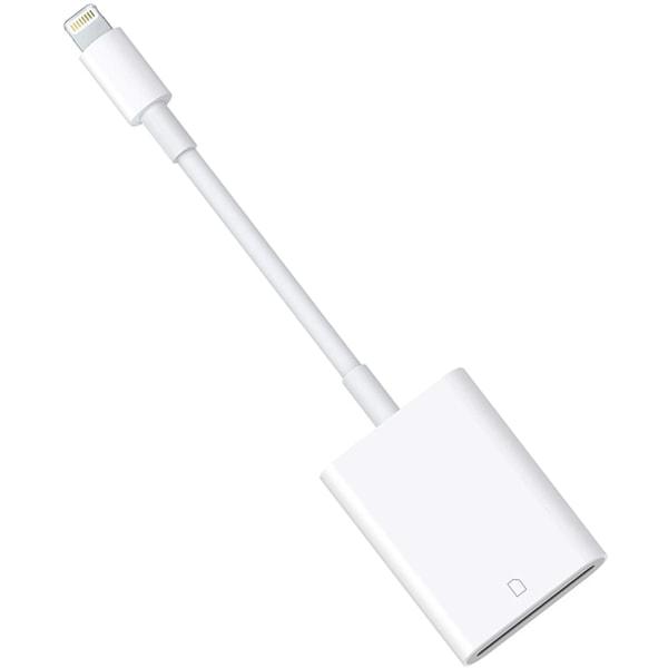 Lightning till SD Kortläsare - SD Camera Card Reader