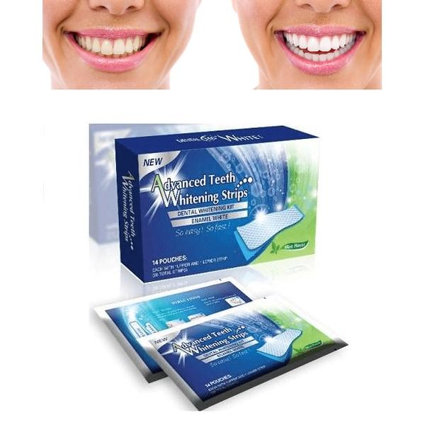 Tandblekning - Dental 360 Whitening Strips (10-pack) 10-pack