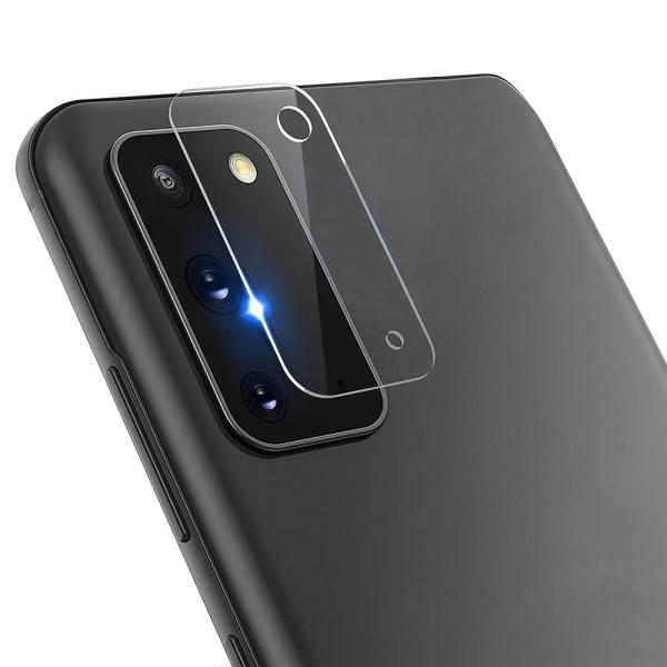 Samsung S20+ Bakkamera skärmskydd S20+