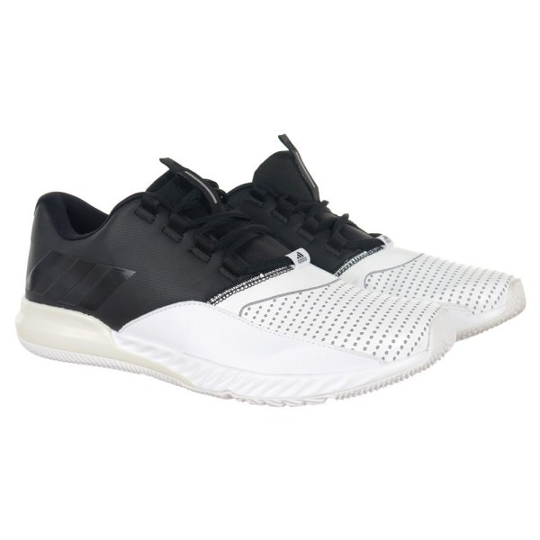 Adidas Crazymove Bounce M Vit,Svarta 42