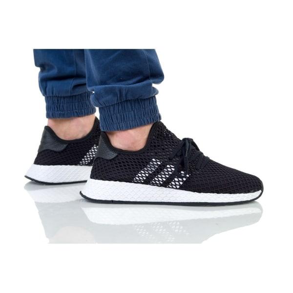 Adidas Deerupt Runner Svarta 44 2/3