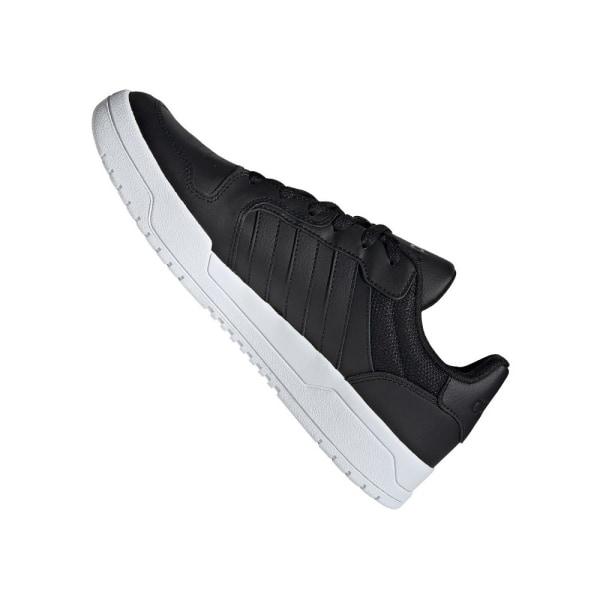 Adidas Entrap Vit,Svarta 44