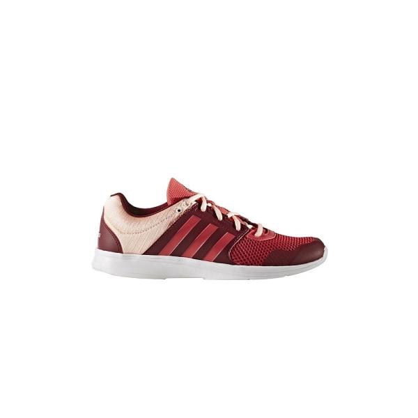 Adidas Essential Fun II W Röda,Rosa,Vit 36 2/3