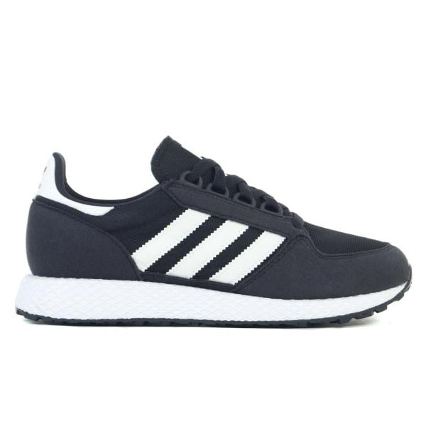 Adidas Forest Grove J Svarta 38 2/3