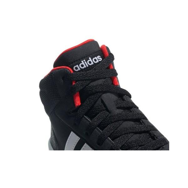 Adidas Hoops Mid 20 K Svarta 36 2/3