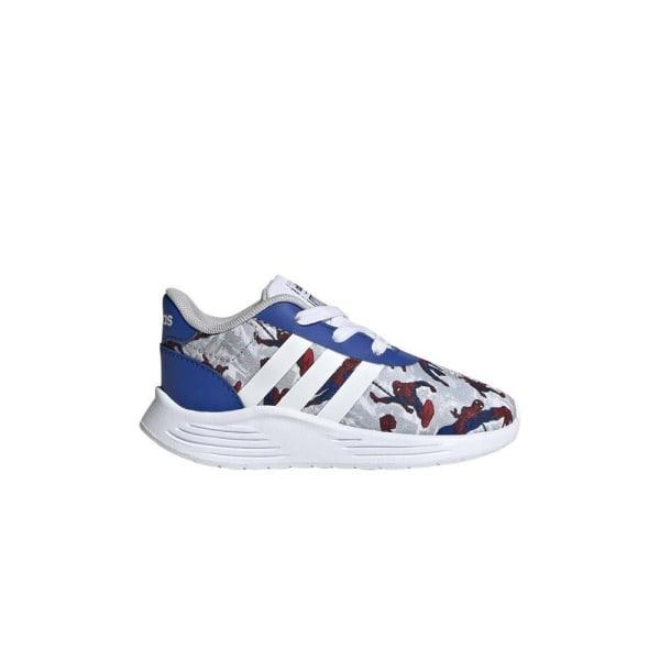 Adidas Lite Racer 20 I Gråa,Röda,Blå 24