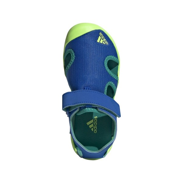Adidas Sanday Capitan Toey Blå,Gröna 31