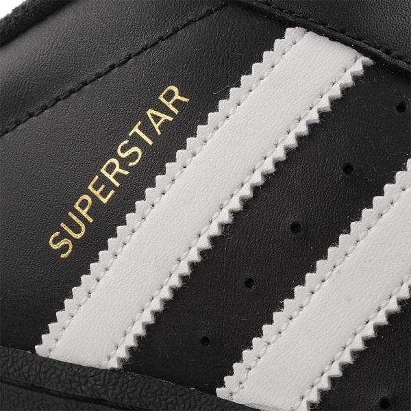 Adidas Superstar Foundation Vit,Svarta 39 1/3