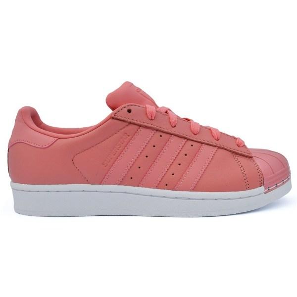 Adidas Superstar Metal Toe W Rosa 38 2/3