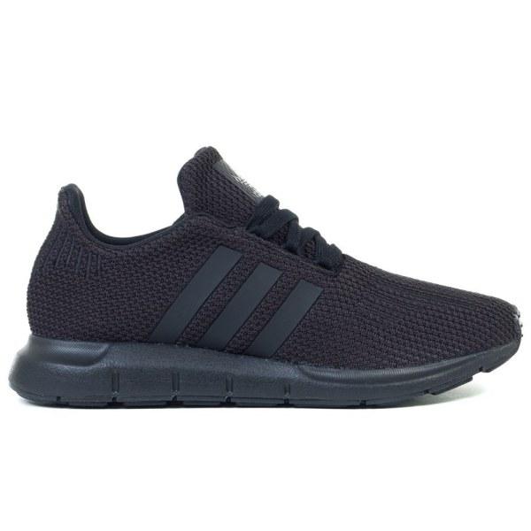 Adidas Swift Run J Svarta 36 2/3