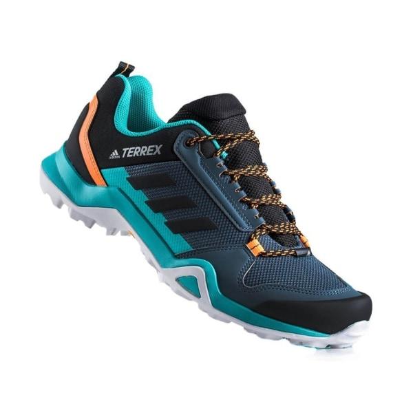 Adidas Terrex AX3 Svarta,Blå,Grenade 46