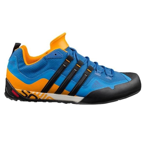 Adidas Terrex Swift Solo Orange,Blå 42