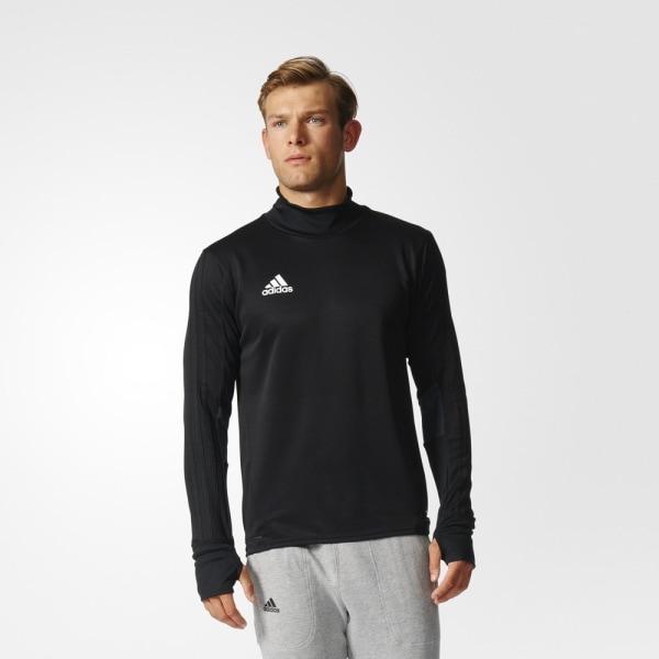 Adidas Tiro 17 Training Shirt Svarta 182 - 187 cm/XL