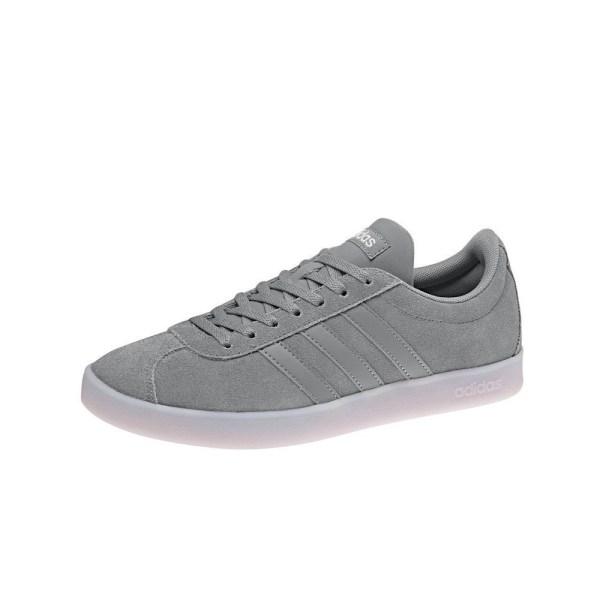 Adidas VL Court 20 W Gråa 38
