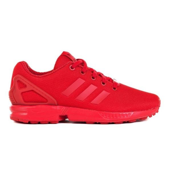 Adidas ZX Flux J Röda 37
