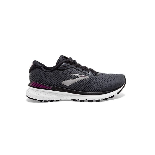 Brooks Adrenaline Gts 20 Vit,Grafit 43