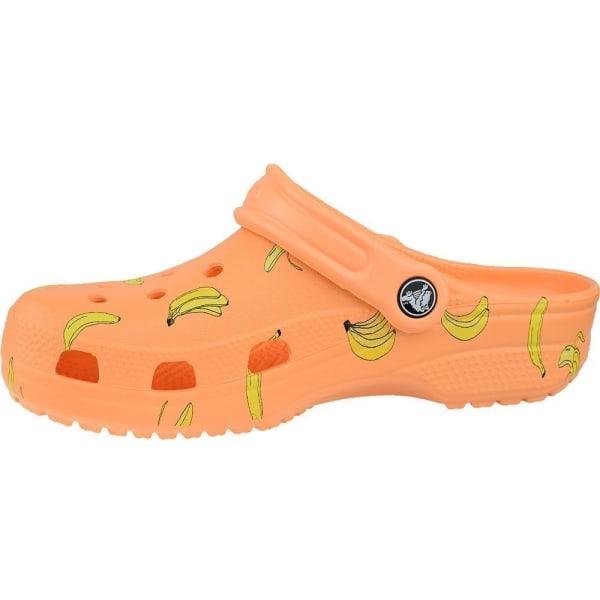 Crocs Classic Vacay Vibes Clog Orange 39