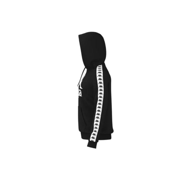 Kappa Hurtado Hooded Svarta 171 - 174 cm/S