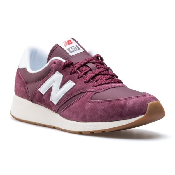 New Balance 420 Rödbrunt 40