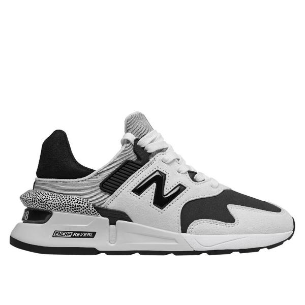 New Balance 997 Vit,Svarta,Gråa 38