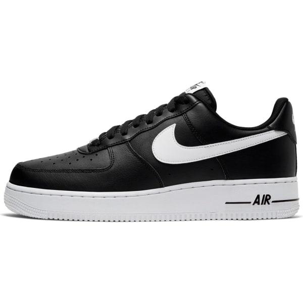 Nike Air Force 107 AN20 Svarta 42.5