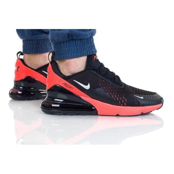 Nike Air Max 270 Svarta,Röda 43