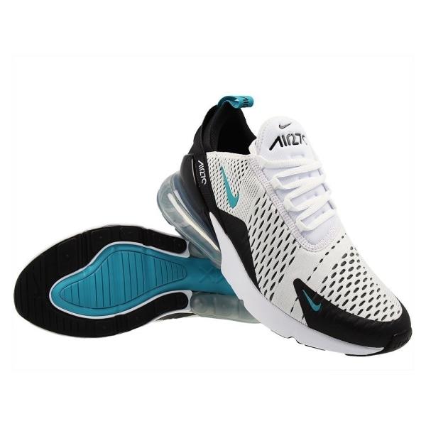 Nike Air Max 270 Vit,Svarta 42
