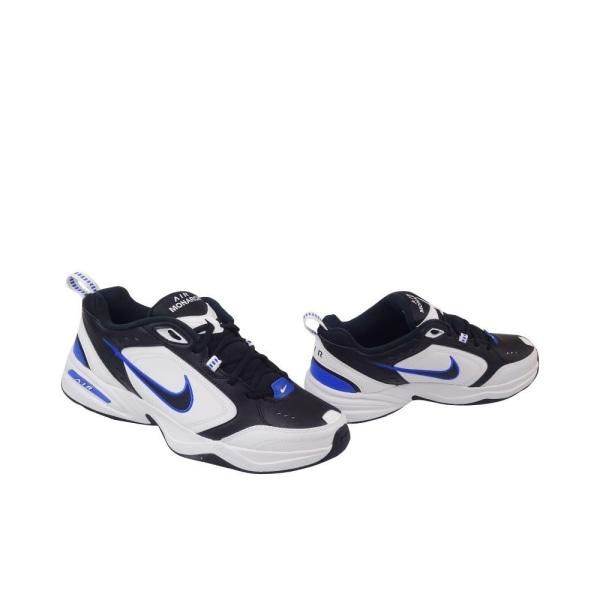 Nike Air Monarch IV Svarta,Blå,Vit 43