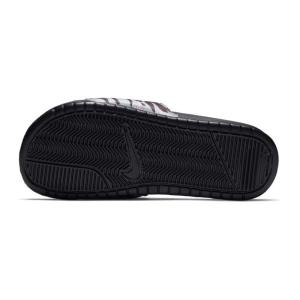 Nike Benassi Jdi Textile SE Svarta,Gråa 36.5