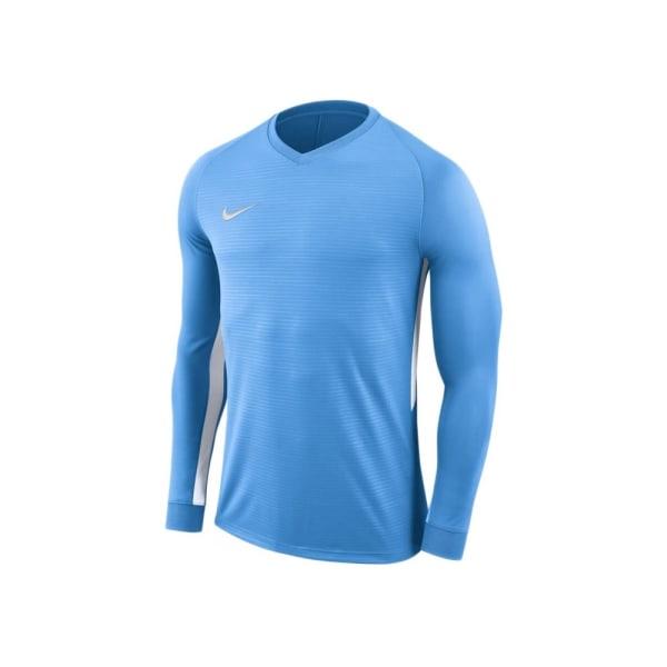 Nike Dry Tiempo Prem Jersey Blå 183 - 187 cm/L