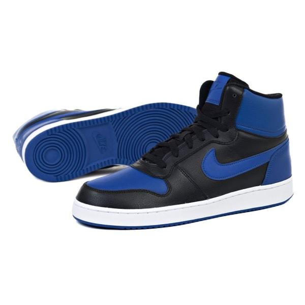 Nike Ebernon Mid Blå 43